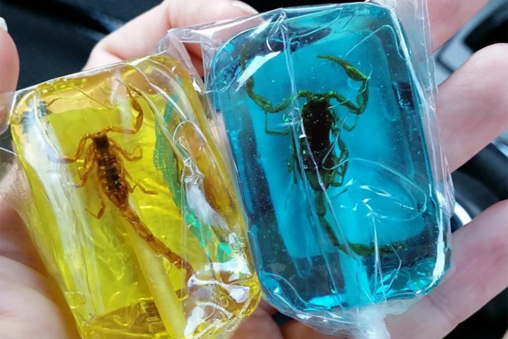 10 najdziwniejszych słodyczy, których nie będziesz chciała spróbować!