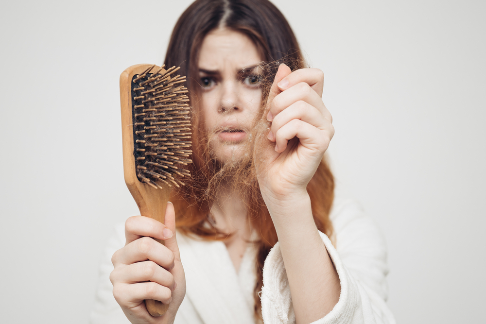 7 najczęstszych przyczyn wypadania włosów!