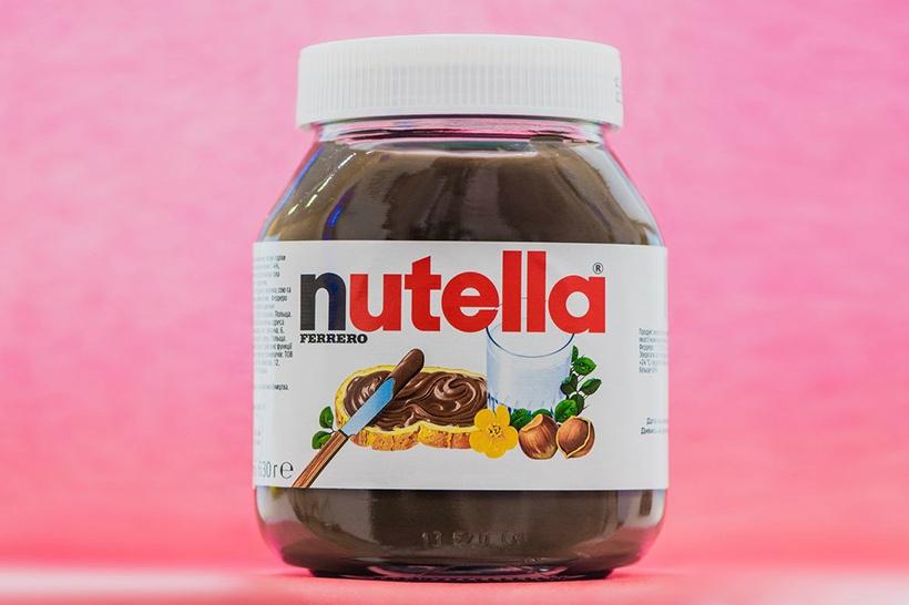 Otwarcie pierwszej na świecie restauracji Nutella!
