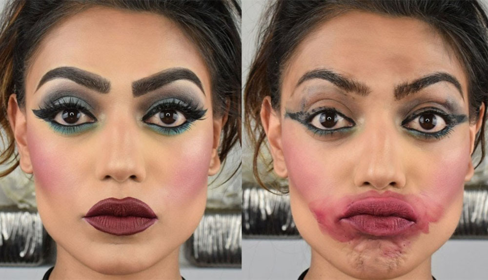 Makijaż doskonały, czyli jak uniknąć efektu maski!