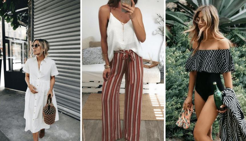 Moda letnia – sprawdź, co jest modne w tym sezonie