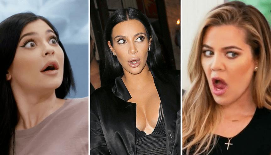 Największe Photoshopowe wpadki rodziny Kardashian-Jenner