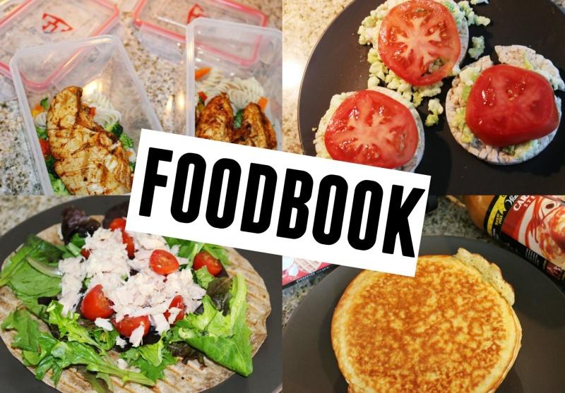Ssarusska FOODBOOK. Co jem w ciągu dnia?