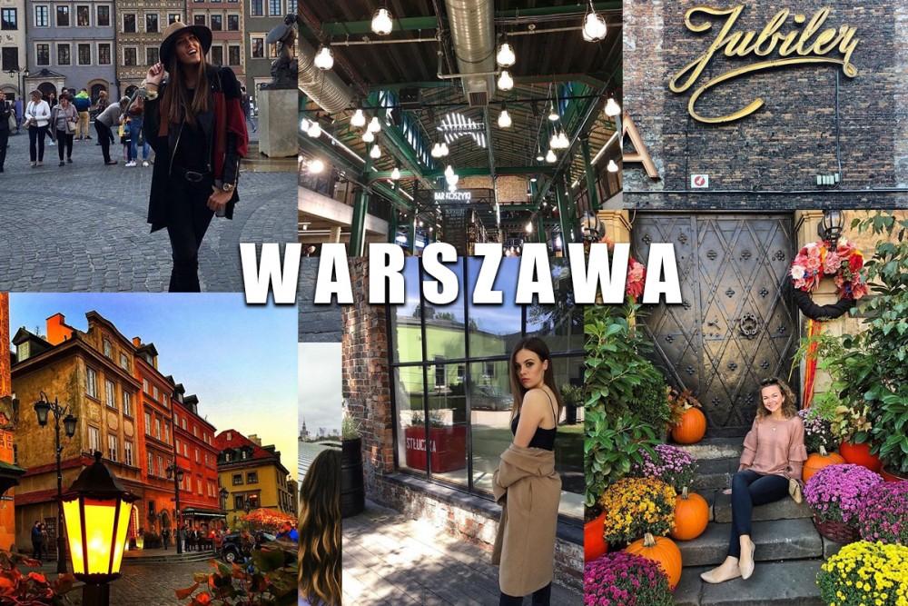 Instagramowy przewodnik po Warszawie!