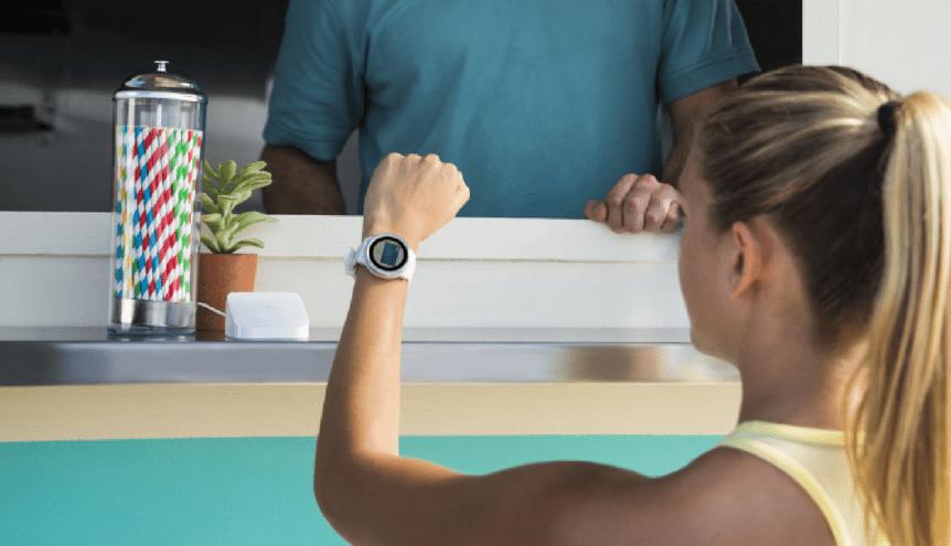 Garmin Pay – portfel w zegarku