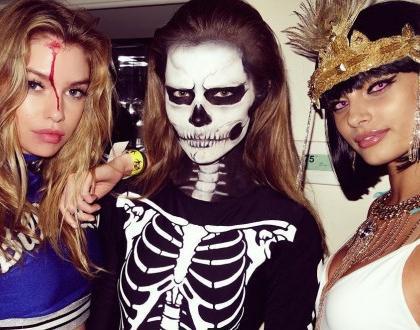 QUIZ: Jaki makijaż na Halloween najbardziej do Ciebie pasuje?