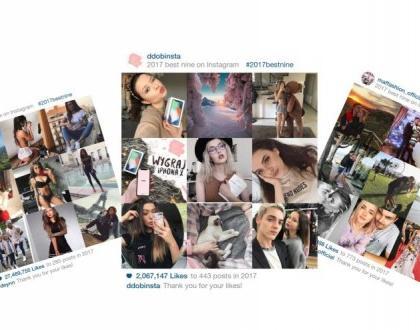 BEST 9 ON INSTAGRAM: jak zrobić kolaż 9 najpopularniejszych zdjęć na Twoim profilu?