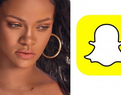 """Rihanna oburzona reklamą na Snapchacie. """"Już nie jesteście moją ulubioną aplikacją!"""""""