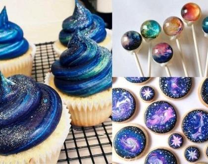 GALAXY DESERY - słodkości nie z tej ziemi!