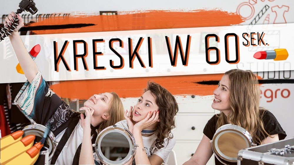 DDOB x ALLEGRO: Kreski w 60 sekund ?! [VIDEO]