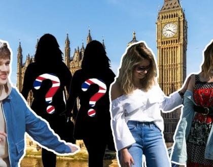 YOUTUBERZY JAKO MODELE?! - KULISY CASTINGU I SESJI W LONDYNIE DLA NEXT i ALLEGRO