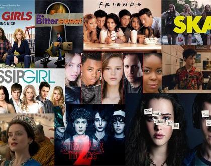 10 seriali dla nastolatków, które musisz obejrzeć w 2018