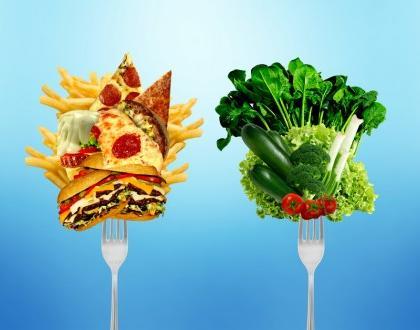 QUIZ: Sprawdź czy zdrowo sięodżywiasz!