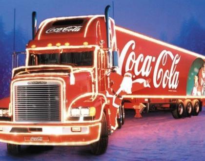 Greenpeace parodiuje świąteczną reklamę Coca-Coli