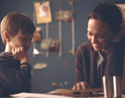 Wzruszająca świąteczna reklama IKEA o samotnej matce i jej synku