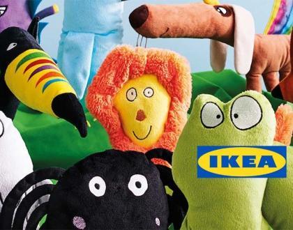 9-latka z Warszawy autorką zabawki w IKEA!