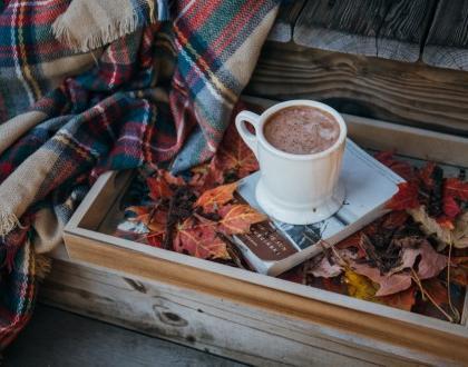 Oto 5 jesiennych super napojów!   PRZEPISY