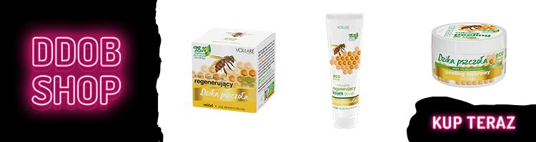 Dzika Pszczoła - Ochrona, pielęgnacja, make-up - DDOB Shop