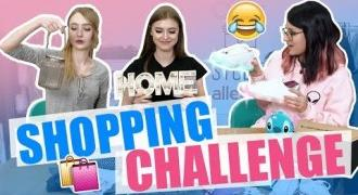 SHOPPING CHALLENGE