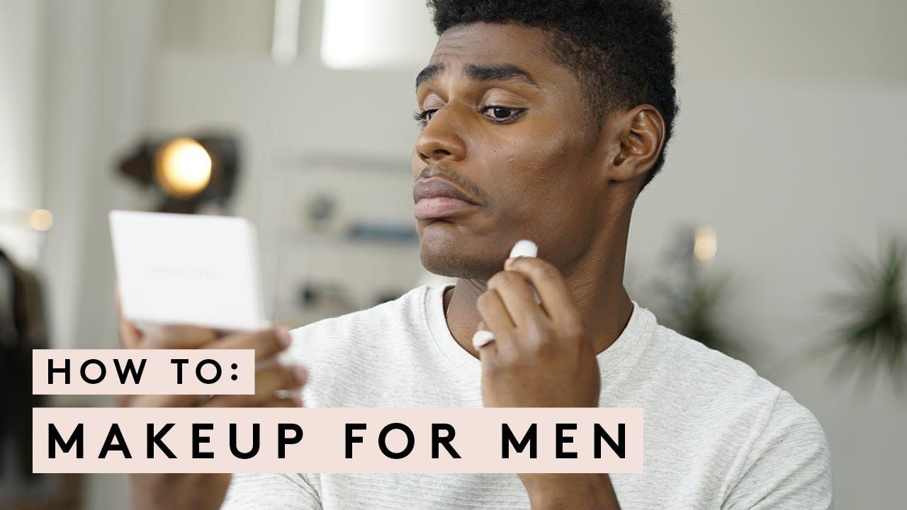 Makijaż mężczyzn ?
