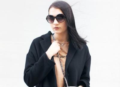 C'est la vie   Simple outfit - Aleksandra Wojtysiak