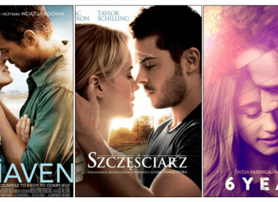 6 NAJLEPSZYCH FILMÓW ROMANTYCZNYCH KTÓRE ZNAJDZIESZ NA NETFLIXIE!