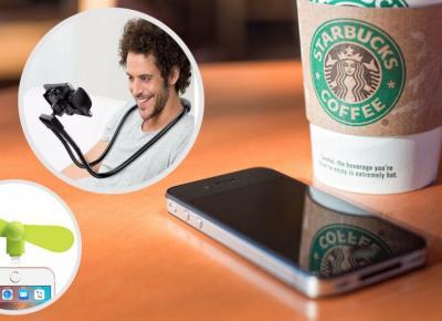 5 dziwnych gadżetów, które ułatwiają korzystanie z telefonu