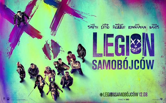 Legion Samobójców (Suicide Squad) - recenzja - Biżuteria 4Kajko
