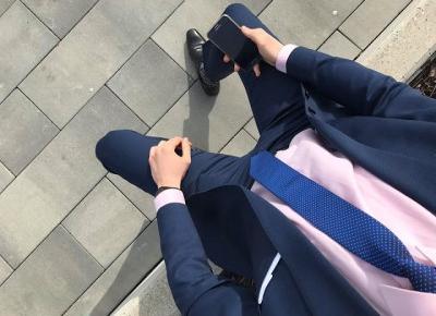 słońce, świeże powietrze, my today's business look - Blog dla niego - fashion, lifestyle, business, travels