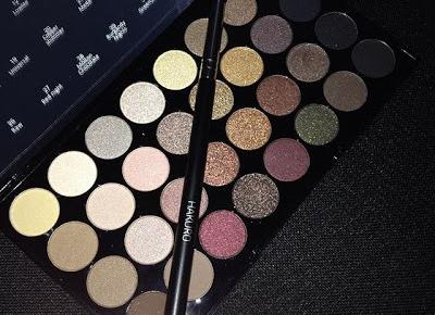 AdaVanity : MAKE UP REVOLUTION| EYESHADOW