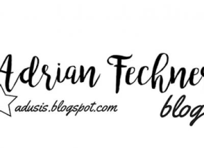 Adrian Fechner blog: Marzec