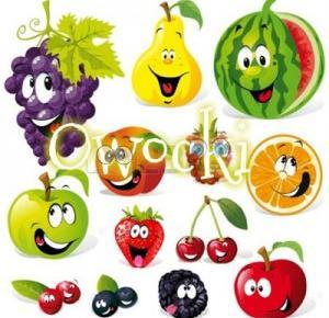 Owocki #3 ! Owoce są najlepsze ! -