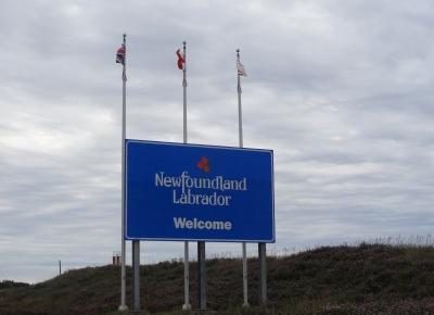 Nowa Fundlandia - moje miejsce na ziemi. - Aga w świecie