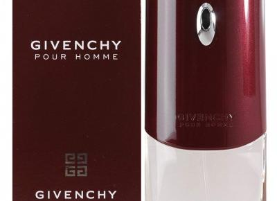 Givenchy pour Homme – anonimowy gentleman — Agar i Piżmo