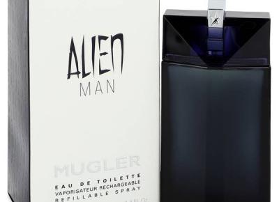 Alien Man – zabawa w ciepło/zimno — Agar i Piżmo