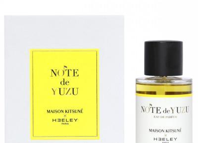 Note de Yuzu – perfumowa wymiana kulturowa — Agar i Piżmo