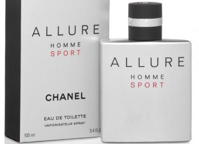 Allure Homme Sport – randka z surferem — Agar i Piżmo