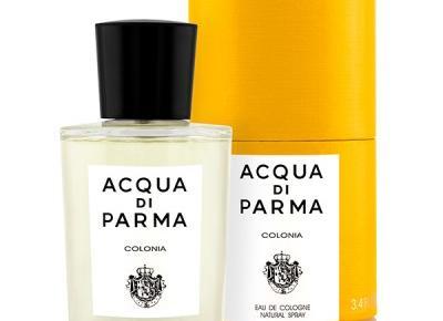 Uwaga, klasyk! – Acqua di Parma Colonia — Agar i Piżmo