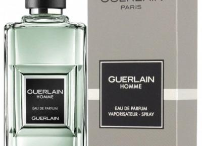 Guerlain Homme - gentleman na wakacjach