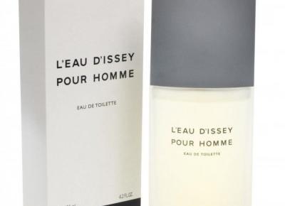 Uwaga, klasyk! – L'Eau d'Issey Pour Homme — Agar i Piżmo
