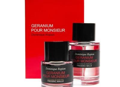 Geranium pour Monsieur – poranek w górach — Agar i Piżmo