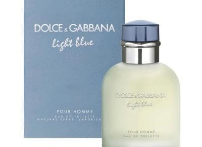 Light Blue pour Homme – od wyspy do wyspy — Agar i Piżmo