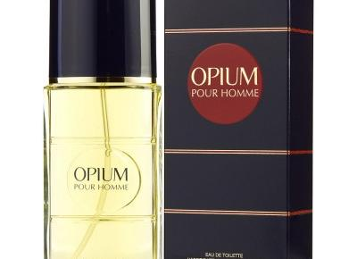 Uwaga, klasyk! – Opium pour Homme — Agar i Piżmo