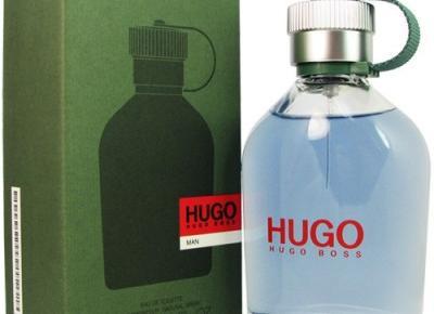 Hugo Man - mentolowe orzeźwienie