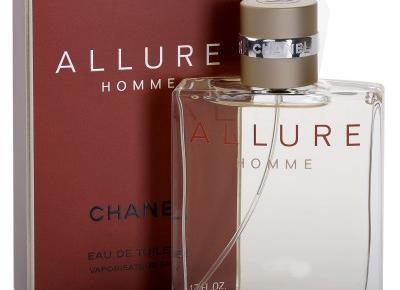 Uwaga, klasyk! – Allure Homme — Agar i Piżmo