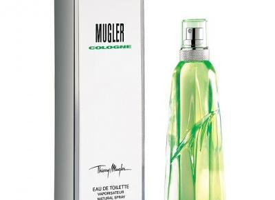 Mugler Cologne – letnie orzeźwienie cz. I — Agar i Piżmo