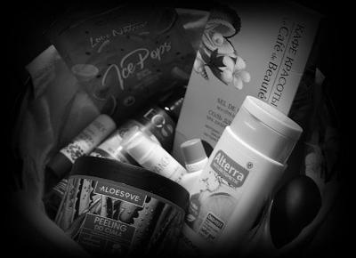 Kosmetyczne inspiracje: Zużycia kosmetyczne - DENKO 7/2020