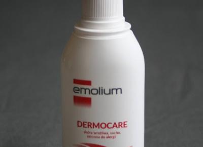 Kosmetyczne inspiracje: Emolium - Dermocare - Emulsja na suchą skórę głowy