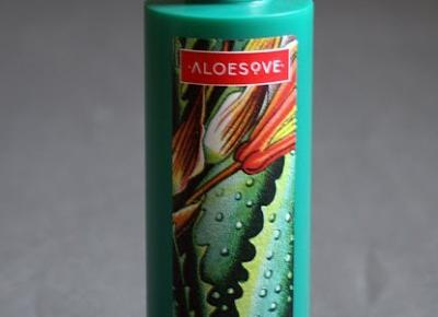 Kosmetyczne inspiracje: Sylveco - Aloesove - Regenerujący żel do twarzy, ciała i włosów