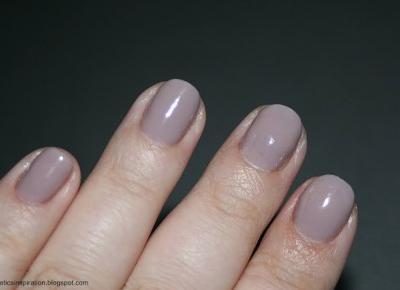 Kosmetyczne inspiracje: Stylizacja paznokci - Semilac 140 Little Stone